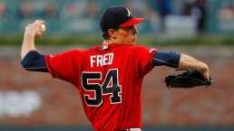 Semillas de girasol para Max Fried de los Braves