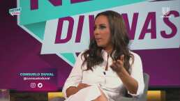 Consuelo Duval confiesa que se 'peleó' con la moda desde que su prima se burló de su ropa