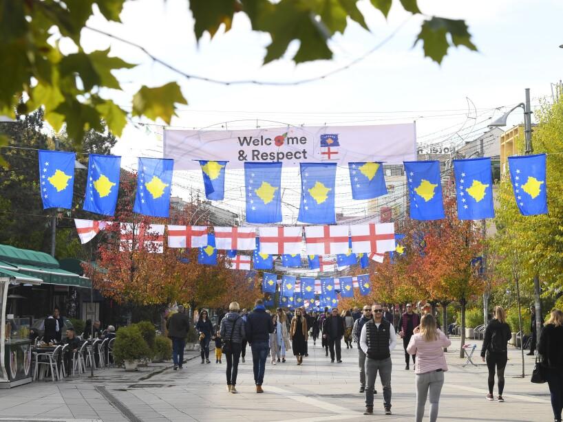 Kosovo v England - UEFA Euro 2020 Qualifier