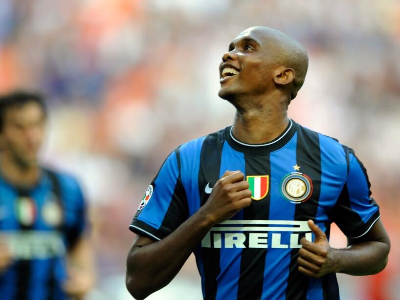 FC Internazionale Milano vs AS Bari - Serie A 2009/2010