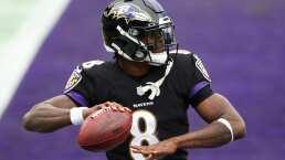 ¡Malas noticias para Baltimore! Lamar Jackson es positivo por COVID-19