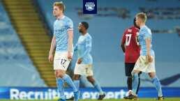 ¡Adiós récord! Recordamos la última derrota del Manchester City