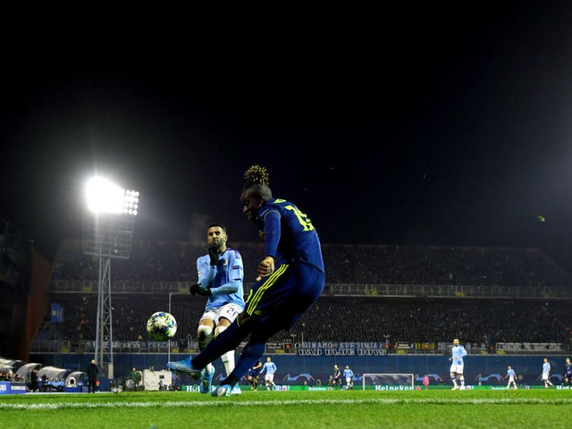 Dinamo Zagreb v Manchester City: Group C - UEFA Champions League