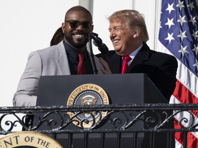 Donald Trump, Howie Kendrick
