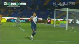 ¡Ya lo gana el América! Roger Martínez hace rápido el 0-1 ante Tigres