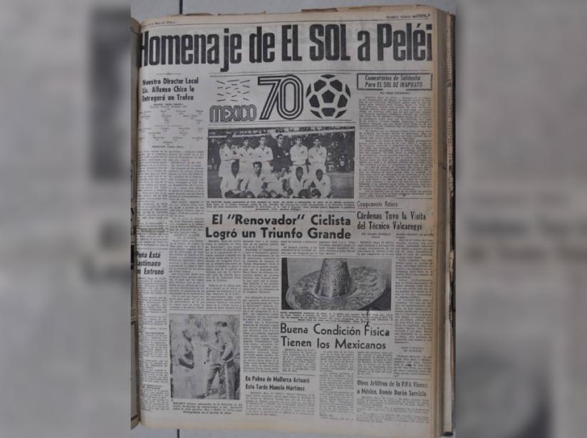 El Sol de Irapuato, Pelé, 11.png