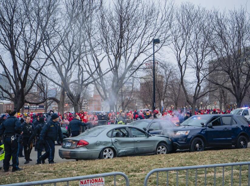 Kansas City Chiefs Victory Parade