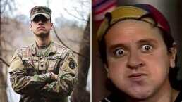 Quico Militar: Así apodaron a tiktoker que le quitaron las muelas del juicio y quedó inflamadito