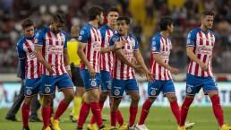 """Peláez niega salidas de Chivas y asegura que """"son puras mentiras"""""""