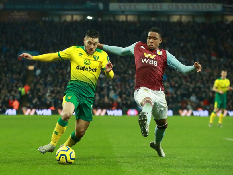 Aston Villa v Norwich City - Premier League