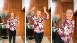 Erika Buenfil enloquece a sus fans y da lecciones de cómo bailar reggaetón
