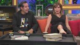 Andrea Escalona revela que sus pies son la parte que más le gusta de su cuerpo