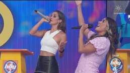 Galilea Montijo canta a todo pulmón éxito de Juan Gabriel y Andrea Escalona se convierte en su corista