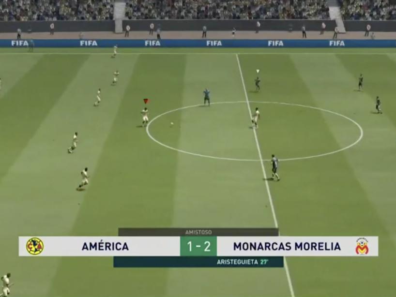 eLiga MX, Morelia vs América, 9.png