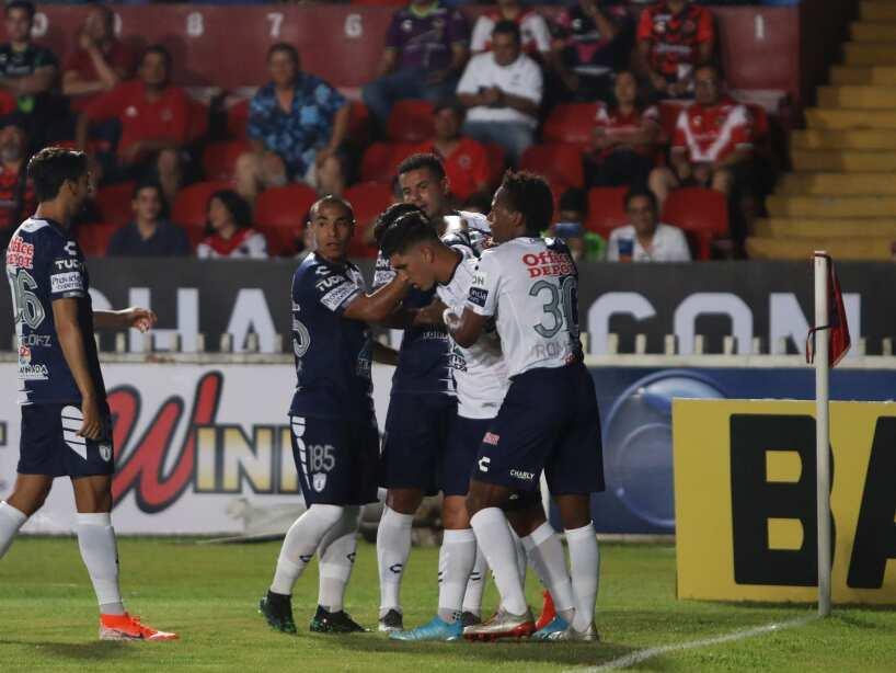 Veracruz vs Pachuca, jornada 2 del Apertura 2019 de la Liga MX