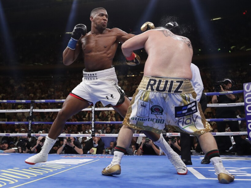 El dopaje positivo que benefició al 'Destroyer' para conseguir una oportunidad vs Anthony Joshua