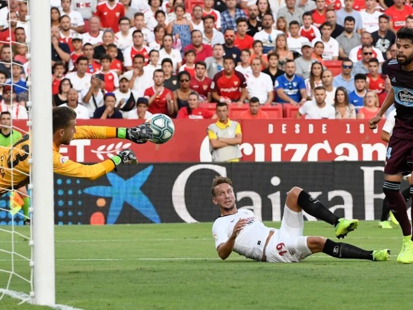 Sevilla - Celta, La Liga 8.jpg