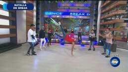 Duelo de 'Break dance'