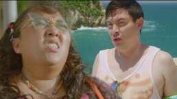 Brayan se avienta de La Quebrada para demostrarle su amor a Toña