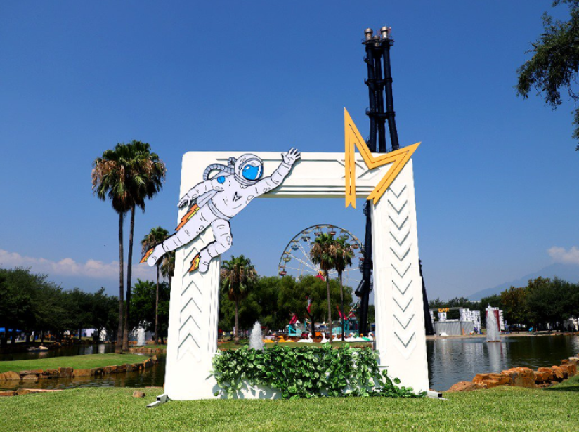 Sol, cerveza, música y mucho calor: esto es Machaca Fest 2019