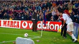 Figo no se sentía reconocido en el Barcelona