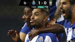 Golazo del 'Tecatito' Corona da triunfo al Porto