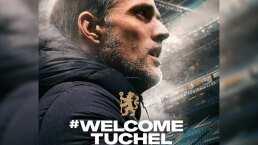 Thomas Tuchel es anunciado por Chelsea como su nuevo técnico