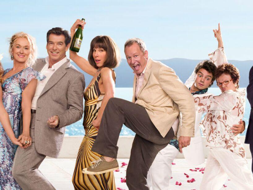 En 2008 protagonizó el musical Mamma Mia!, junto a los actores Meryl Streep, Pierce Brosnan y Colin Firth.