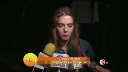 Claudia Álvarez 17 abril 2014