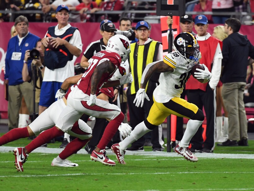 Pittsburgh Steelers v Arizona Cardinals