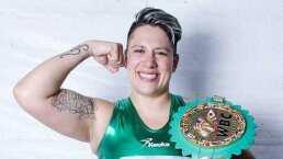 Alejandra Jiménez quiere hacer historia en el boxeo mexicano