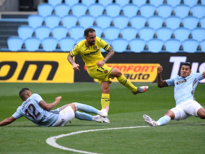 RC Celta de Vigo v Villarreal CF - La Liga