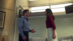 Cecilia descubre la infidelidad de Jorge
