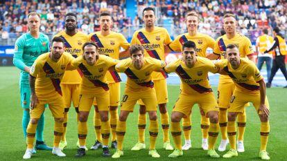 El Barcelona venció al Borussia Dormunt y consiguió su pase a los octavos de final y el liderato del grupo F.
