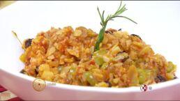 Receta: Picadillo vegetariano (con coliflor)