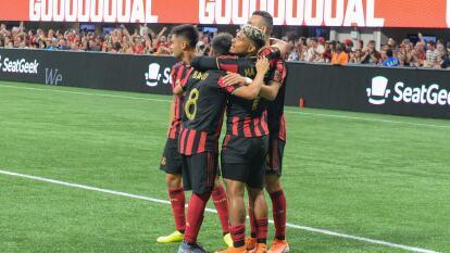 Atlanta United sigue an la cima de la Conferencia Este