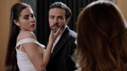 Victoria sorprende a Roberto con Lizbeth
