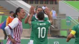Stepany Mayor hace el 1-1 para México