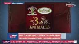 Los Tucanes de Tijuana y La Original Banda El Limón lanzarán 'Mis 3 Animales'