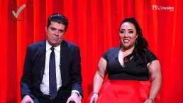 Michelle Rodríguez y el 'Burro' Van Rankin demuestran qué tanto saben de telenovelas