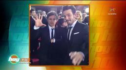 VIDEO: Diego Luna y Gael García Bernal brillan en Los Globos de Oro