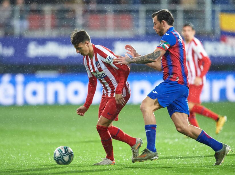 SD Eibar SAD v Club Atletico de Madrid - La Liga