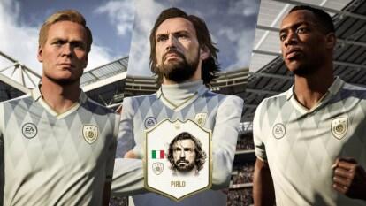 Leyendas del FIFA 20