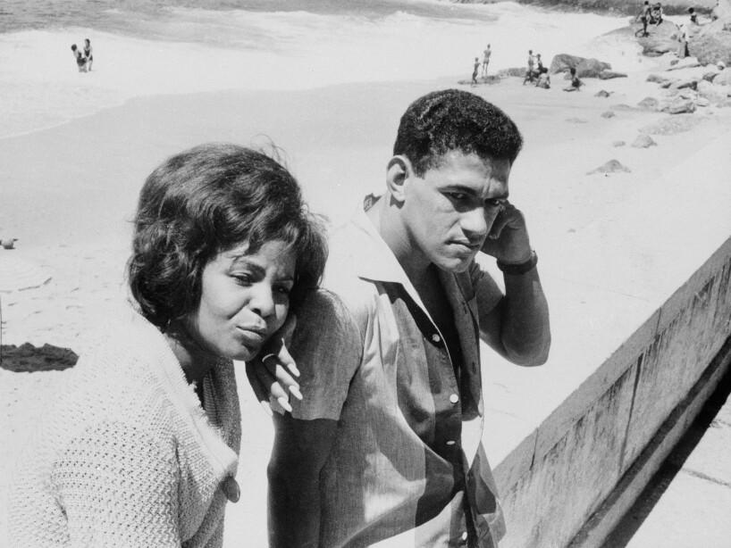 Garrincha, Manuel Francisco dos Santos, Elza Soares