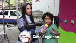 Gabo Anguiano le pone picardía a El Dicho