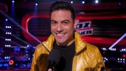 Carlos Rivera revela qué tanto se parece a sus finalistas de La Voz Kids