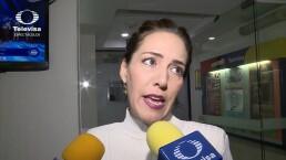 Stephanie Salas por fin habla de su relación con Luis Miguel
