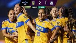 Tigres sufre, pero saca el triunfo 2-1 en casa ante Puebla