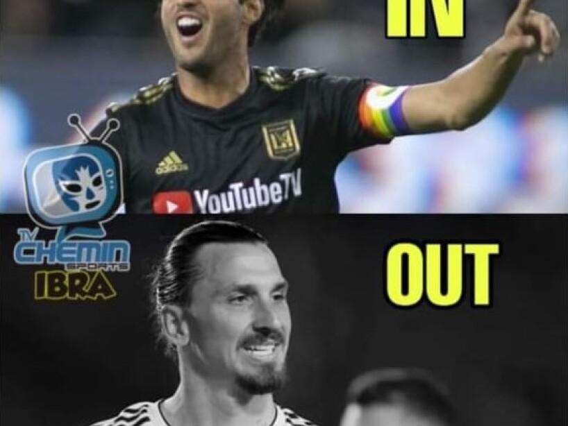 Dentro y fuera de la cancha, Cracklitos acabó con Zlatan.