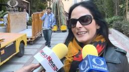 Ximena Herrera, más enamorada que nunca de misterioso hombre